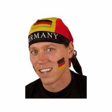 Bandana Duitse vlag