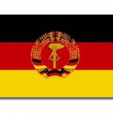 Duitse  DDR vlag 90 150