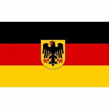 Duitse  Kleine vlag 60 90