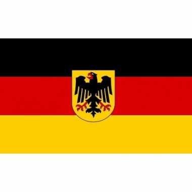 Duitse mega vlag adelaar 150 240