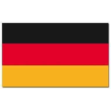 Duitse vlag 90x150