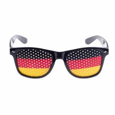 Duitse  vlag zonnebril