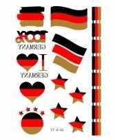 Duitse velletje 3d tattoos